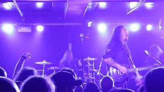 Evergrey - The Masterplan (LIVE - last minute of the song)