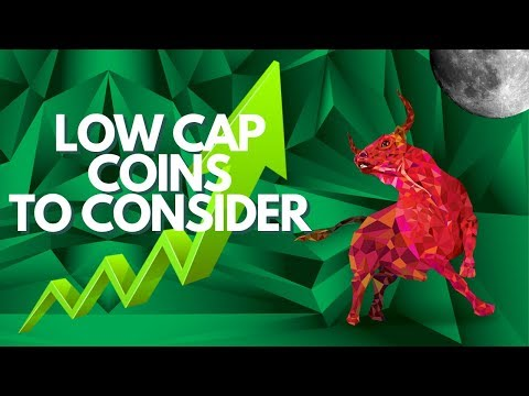 Low Cap Altcoins To Consider Buying?