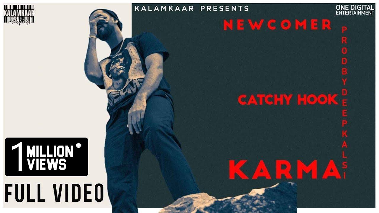 TAKE DISS : KARMA X DEEP KALSI | KALAMKAAR - KARMA Lyrics