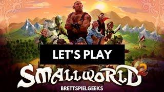 Let's Play SmallWorld | Brettspiel Geeks | Brettspiele