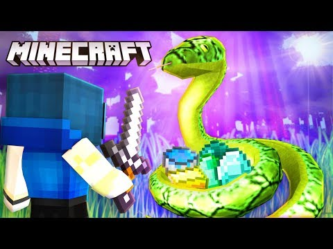 BOSS BATTLE! FINDING TWILIGHT FOREST! | Krewcraft Minecraft Survival | Episode 5 mp3