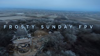Frosty Sunday FPV || CINEMATIC FPV - GoPro Hero 7 Black