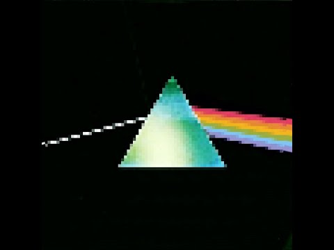 Pink Floyd 8-Bit - The Dark Side of the Moon