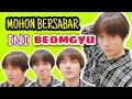 Download Lagu MOHON BERSABAR INI BEOMGYU  TXT BEOMGYU Mp3 Free