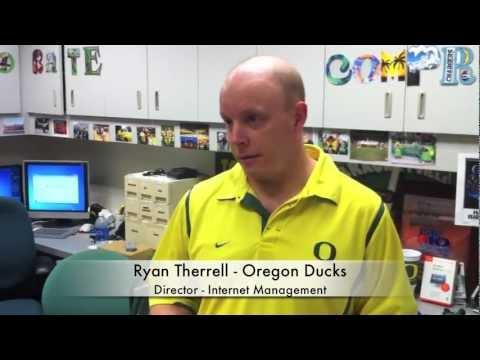 Oregon Ducks Sports iPhone App Review