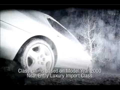 В рекламе новой модели почему-то постоянно обыгрывалась тема природы