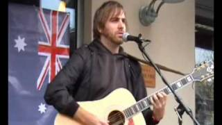 Josh Pyke - Middle Of The Hill @ Wholefoods Stage, SXSW 2007