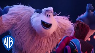 "SMALLFOOT | Migo Meets Percy the ""Smallfoot"" 