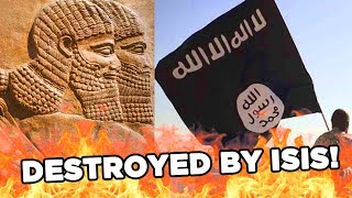 Gambar cover 10 Priceless Artifacts Destroyed By Idiots