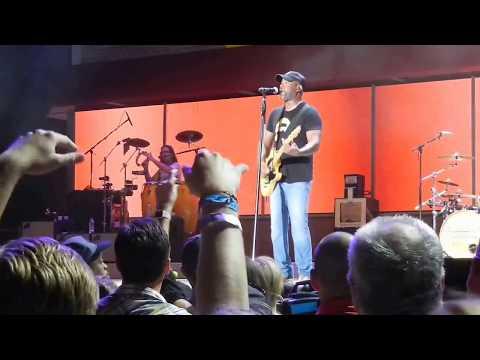 Hootie & the Blowfish - Hey Sister Pretty - Charleston, SC 8/11/17