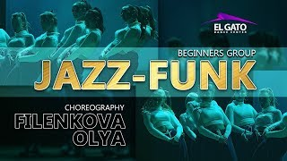 Jazz-funk | Beginners group | Olya Filenkova