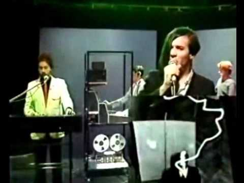 The Human League - Black Hit Of Space (1980)