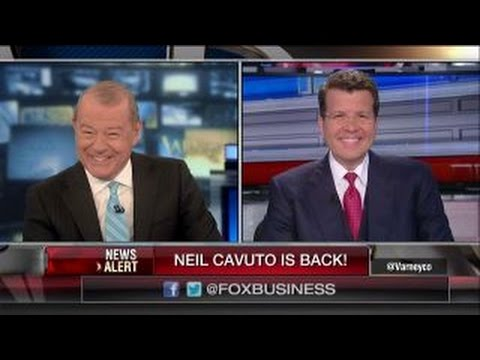 Varney welcomes back Neil Cavuto