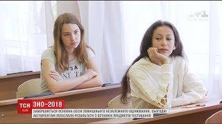 ЗНО з української мови і літератури не склали 14,5% випускників
