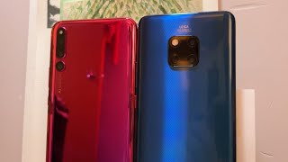 Honor Magic 2 Vs Huawei Mate 20 Pro Comparison