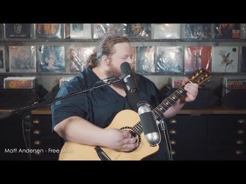 Matt Andersen - 'Magnolia' (JJ Cale Cover) LIVE at SiriusXM