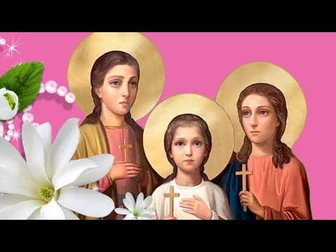 Да здравствует Вера, Надежда, Любовь! Поздравление  с  Днем Веры, Надежды, Любви, Софьи!