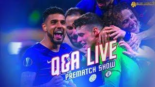 LEICESTER CITY Vs CHELSEA    Q&A Pre Match Show