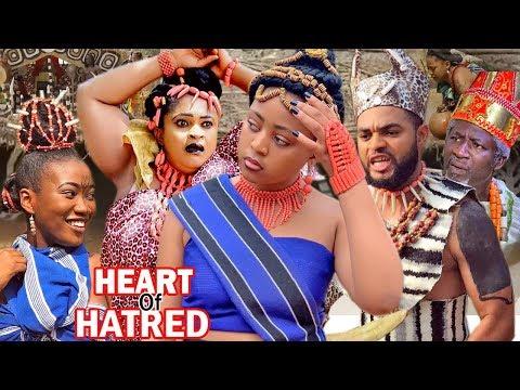 Heart Of Hatred 1&2 - Regina Daniels 2019 New Movie ll 2019 Latest Nigerian Nollywood Epic Movie