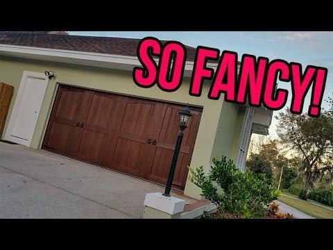 My New Garage Door Looks Freaking Amazing!