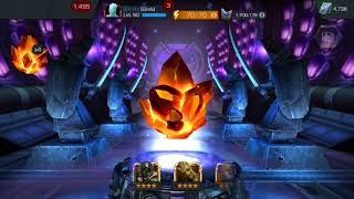 Big opening 7 5 star crystals 1,7,m battle chips, 5 4 star and 2 full t4cc