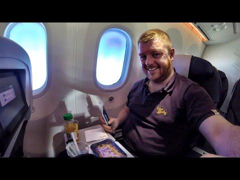 TUI Airways 787 Dreamliner Review: Cheap PREMIUM SEATS to Tenerife!