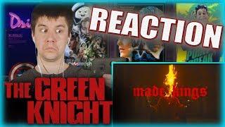 THE GREEN KNIGHT - Teaser Trailer REACTION