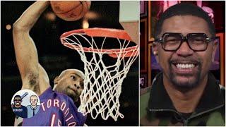 Jalen Rose breaks down the best NBA Slam Dunk Contest moments   Jalen & Jacoby