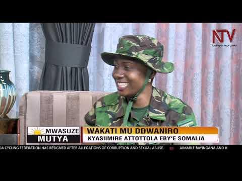 NTV Mwasuze Mutya: Omukyala omuzira atottola eby'e Somalia