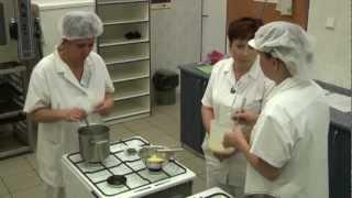 Výroba zákusků a dortů