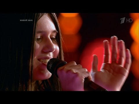 The Voice Kids RU 2015 Sabina — «Путь» The Sing-Off   Голос Дети 2. Сабина Мустаева. Песня на вылет