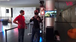 VR-store Mazda SkyFamilyDay, HTC Vive