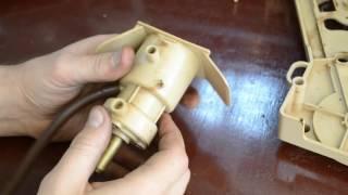 Ремонт рабочего блока кофемашины Necta Koro