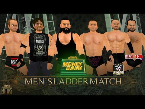 Download Wr3d How To Play Money In The Bank Ladder Match For