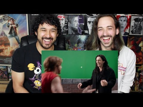 THE DISASTER ARTIST TEASER TRAILER #1 REACTION!!!