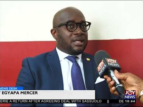 Contempt Of Parliament - News Desk on JoyNews (3-7-18)