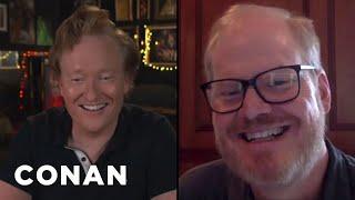 #CONAN: Jim Gaffigan Full Interview - CONAN on TBS