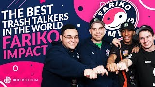 The Best Trash Talkers in the World - Fariko Impact Documentary