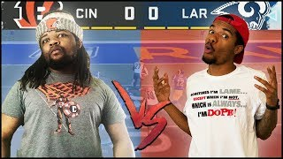 Flam Called Juice Out For A Rematch! Let's Run It back! (Madden 20)
