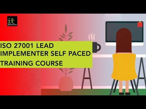 ISO 27001 LI Self Paced Training - YouTube