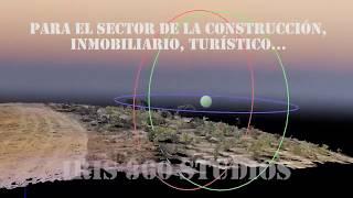 MODELAJE 3D DE EXTERIORES, CONSTRUCCIÓN Y TURISMO