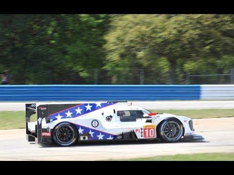 FIA WEC Sebring Raceway Practice 1000 miles of Sebring
