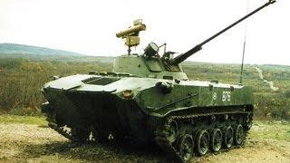 """Оружие ХХ века. """"БМД-2"""" (боевая машина десанта-2)"""