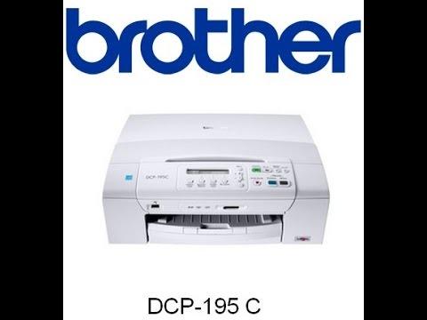 ремонт принтера за 5 евро, Brother DCP195C