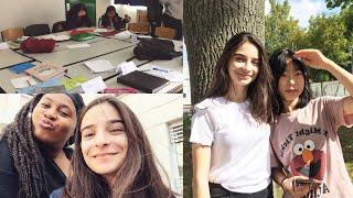 FRANSADAKİ MƏKTƏB HƏYATIMDAN BİR GÜN   Fransadaki Mektəbim, Xaricdə təhsil 📚