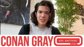 Conan Gray Grows His Hair, Makes Coffee And Cooks Pasta