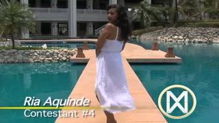 Get to Know Miss World Guam 2014 Contestants Part 4