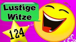 Lustige Witze | Folge 124 (mit schwarzem Humor)