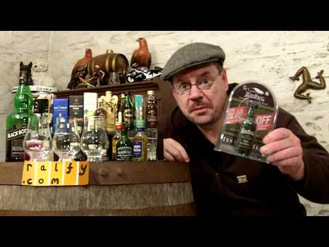 whisky review 219 - Whisky Miniatures