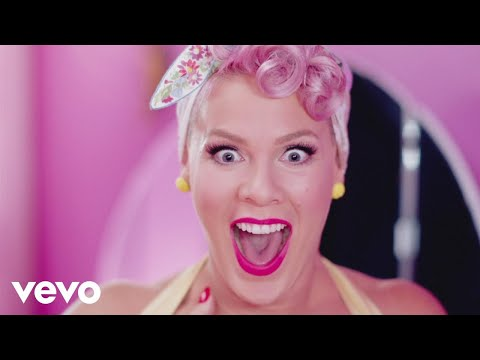 P!nk – Beautiful Trauma (Official Video)
